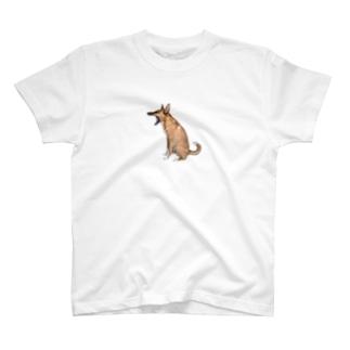 あくびーぬ T-shirts