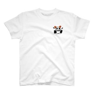 しおぱんだ2 T-shirts