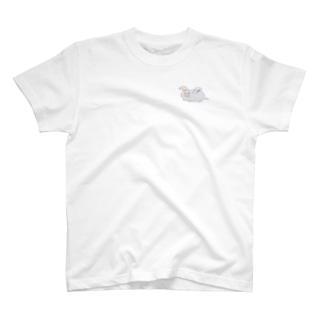 ブタ妖精Tシャツ T-shirts
