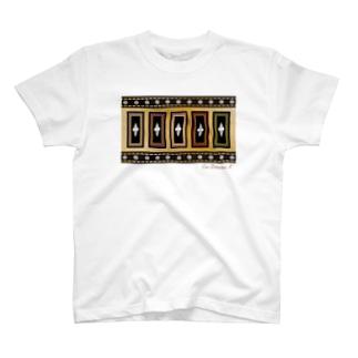 キュー探偵「K」Tシャツ ver1 T-shirts