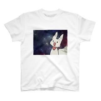 スペースフォックス T-shirts