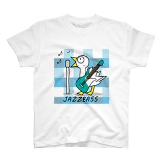 JazzBass&bird T-Shirt