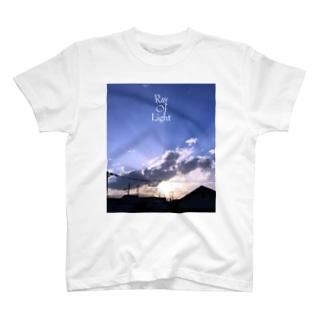 Ray Of Light T-shirts