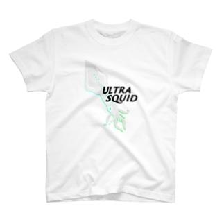 ULTRA SQUID T-shirts