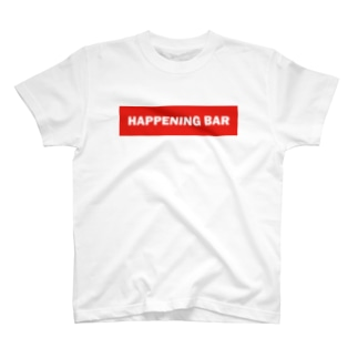 HAPPENING BAR RED T-shirts