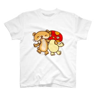 かわうそくんっ!(なかよし) T-shirts
