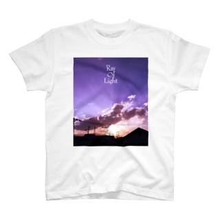 Ray Of Light-2 T-shirts
