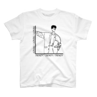 TRENDY TRENDY T-shirts