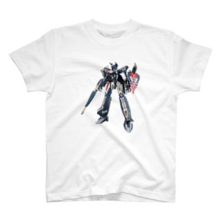 マクロスΔ キース・エアロ・ウィンダミア機  T-shirts
