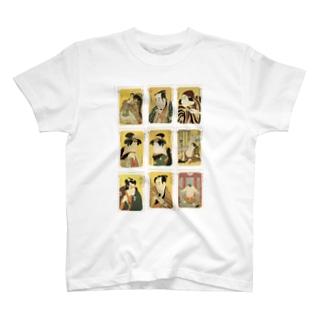 安永峰夫の写楽A T-shirts