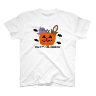 ハロウィンだってさ T-Shirt