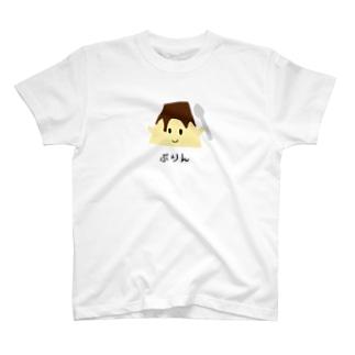ぷりん? T-shirts