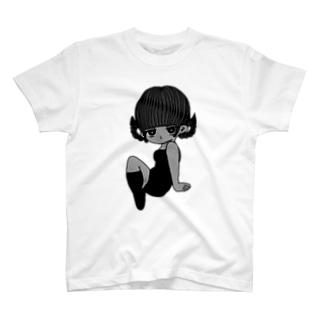 棘ガール🍓の棘ガール 悪魔ちゃん Tシャツ T-Shirt