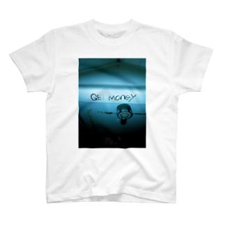 HMNKWM GETMoney series T-shirts