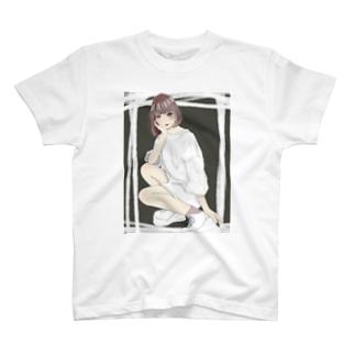 ちっぽけな世界 T-shirts