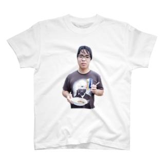 バーベキュー会場の人 T-shirts