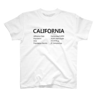 05_CALIFORNIA_black T-shirts