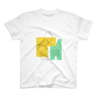 ポーターon the Pineapple T-shirts