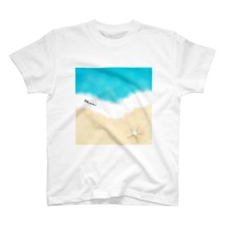 マリンTime T-shirts
