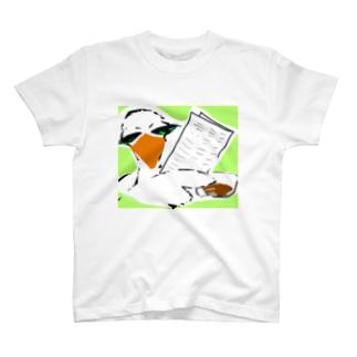情報屋 トリさん T-shirts