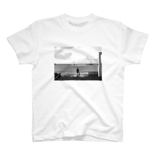 海沿い T-shirts