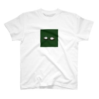 コーヒーカップる。 T-shirts