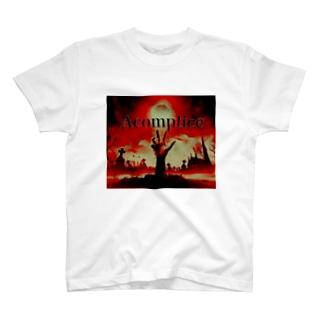 プリント T-shirts