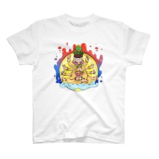 せんじゅかのん♡ T-shirts