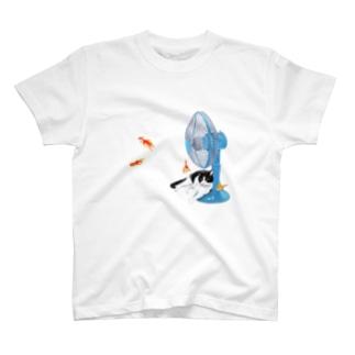 はちわれ旋風 T-shirts