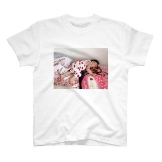 お眠3神人 T-shirts