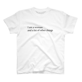 多面性ボスビッチ / Versatile boss bitch T-shirts