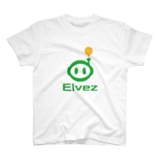 ロゴ 縦 T-shirts