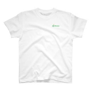 ロゴ 横 T-shirts