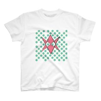 POPなHEXAGRAM (2) T-shirts