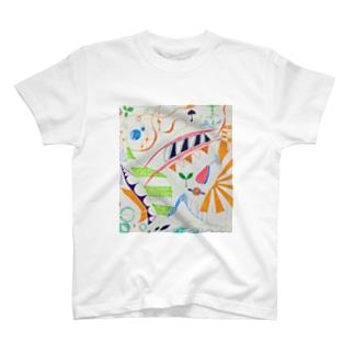 昼寝 T-shirts
