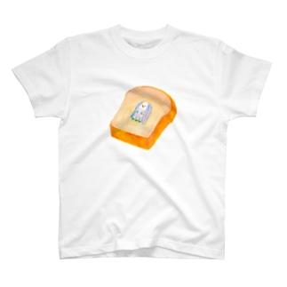 ねむるアマビエさま T-shirts