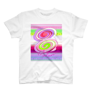 ゆるめるモ!8周年記念Tシャツ T-shirts
