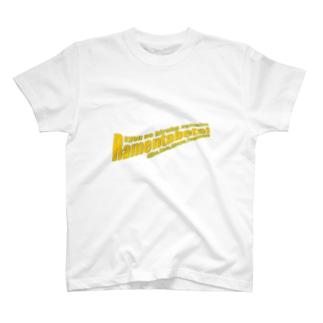 ラーメン食べたい T-shirts
