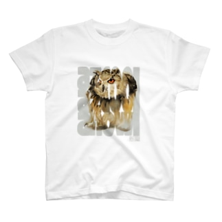 as cool as an owl T-shirts