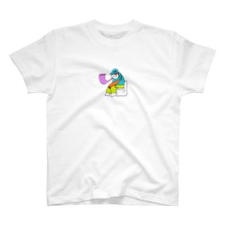 オマルコくん T-shirts
