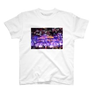 イルミネーション T-shirts