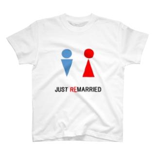 再婚 T-shirts