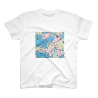 いきもの〜❗ T-shirts