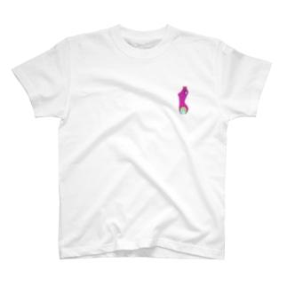 『狂気と同棲する男の子。』 T-shirts
