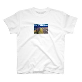 田舎サイクリング T-shirts
