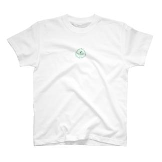 スギカフンステッカー T-shirts