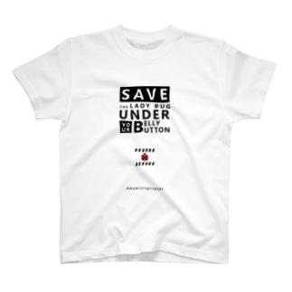 #mamitispilates「LADYBUG」 T-shirts