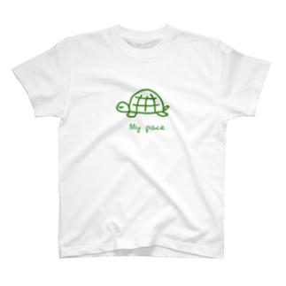 亀ちゃん T-shirts
