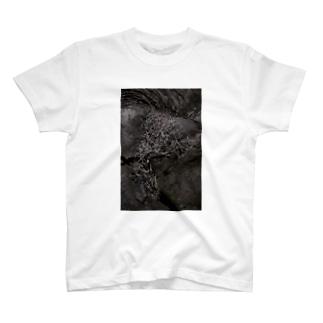 ハワイ島の溶岩 T-shirts