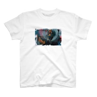 break through T-shirts